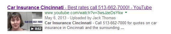 Car insurance Cincinnati