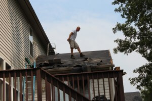 Cincinnati roofing insurance