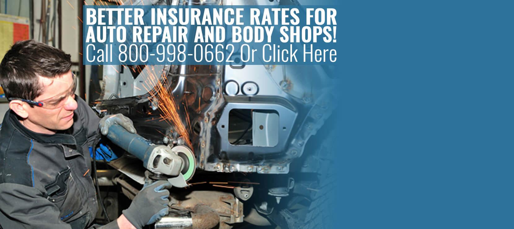 Auto Repair Insurance Ohio