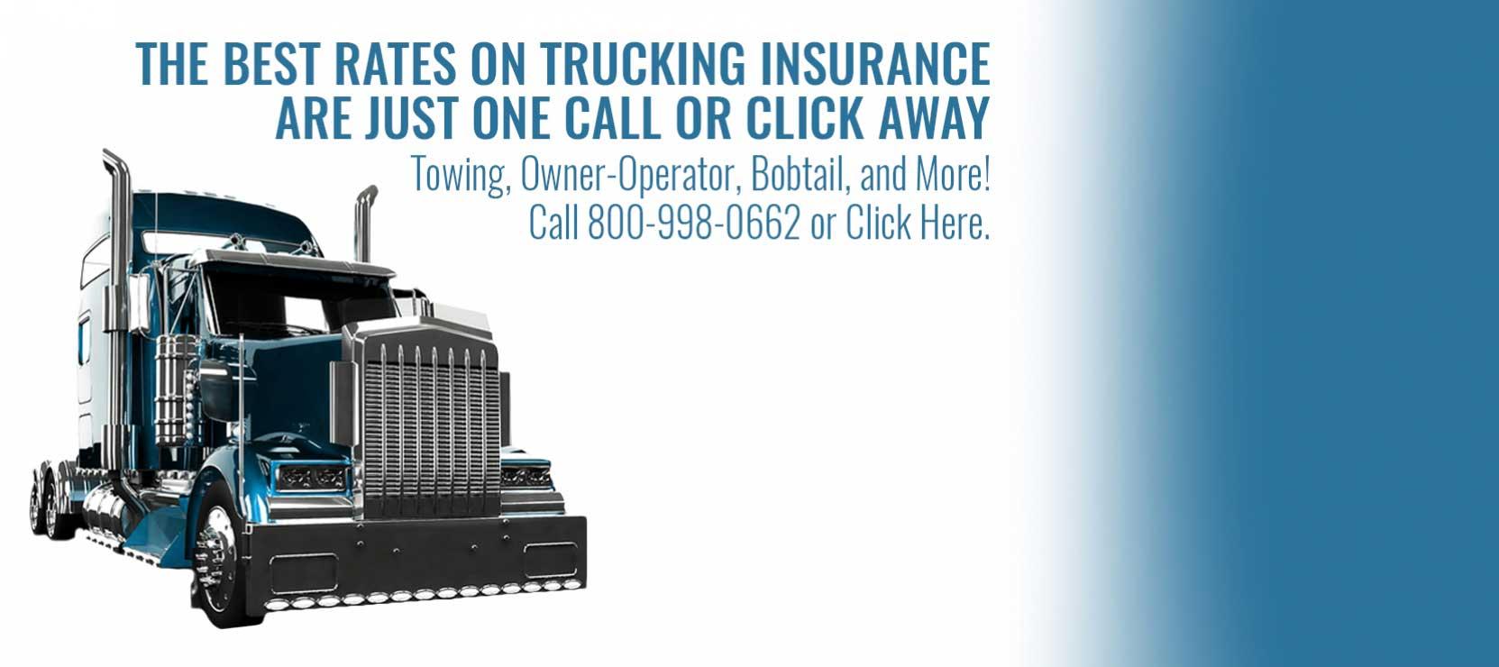 Truck Insurance Ohio